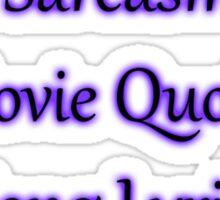 Fluent In:  Sticker