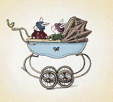 Bunny buggy by vian