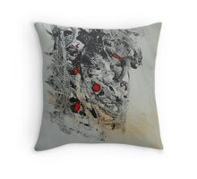 Untitled Abstract Study 20 Throw Pillow