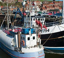 Whitby upper harbour by photoeverywhere