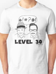 Level 30 Cover Art T-Shirt