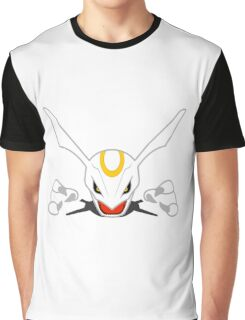 Pokemon: White Rayquaza  Graphic T-Shirt