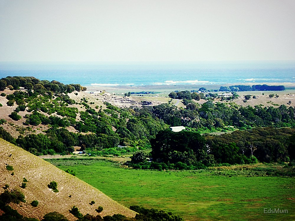 Tower Hill inactive Volcano-Warrnambool - Vic. Australia by EdsMum