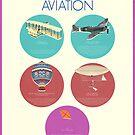 A Brief History of Aviation by Simon Alenius