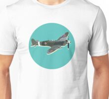 A Brief History of Aviation Unisex T-Shirt