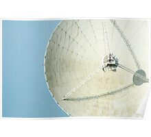 Goonhilly Satellite Earth Station Poster