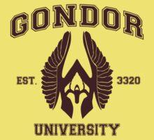 Gondor University Kids Clothes