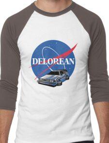 DELOREAN SPACE Men's Baseball ¾ T-Shirt