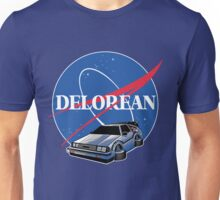DELOREAN SPACE Unisex T-Shirt