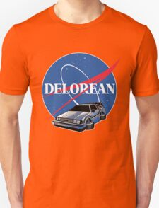 DELOREAN SPACE Unisex T-Shirt