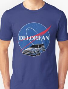 DELOREAN SPACE T-Shirt
