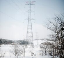 winter power by photoeverywhere