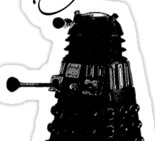 When life gives you lemons...exterminate! Sticker