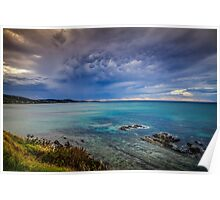 Anemone Clouds Poster