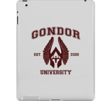 Gondor University iPad Case/Skin