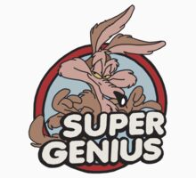 Coyote Super Genius by LifeisDelicious