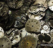 Cogs and Clocks by MetamorphosisRS