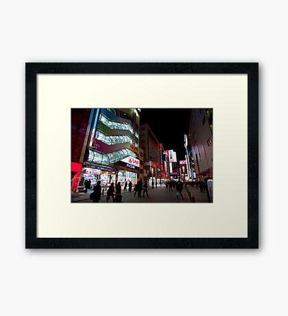 Akihabara Tokyo Framed Print