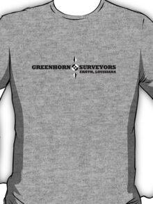 True Detective Greenhorn Surveyors Inc T-Shirt