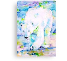 KING of the POLE Canvas Print