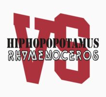 HipHopopotamus VS Rhymenoceros by HalfFullBottle