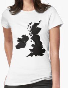 An American Werewolf Womens Fitted T-Shirt