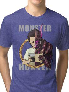 Hunter's Life (Goa Magara) Tri-blend T-Shirt