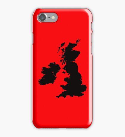 An American Werewolf iPhone Case/Skin