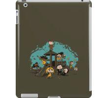 Quentin's Square iPad Case/Skin