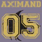Aximand Captain Tee 05 by simonbreeze