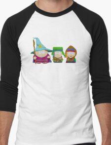 South Park LOTR Men's Baseball ¾ T-Shirt