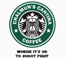Chalmun's Cantina Coffee by ReverendBJ