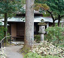 Isuien Garden Tea Ceremony House by photoeverywhere