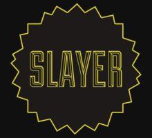 Slayer by amirshazri