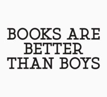 Books > Boys by JDNoodles