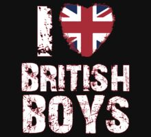 i love british boys by bestbrothers
