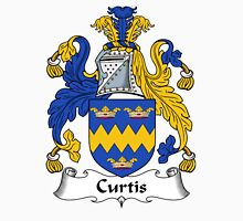 Curtis Coat of Arms / Curtis Family Crest Unisex T-Shirt