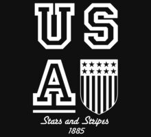 USA by Calum Margetts Illustration