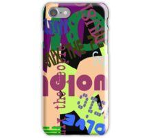 Holden music portal iPhone Case/Skin