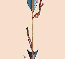 Dart-Arrow by hbitik