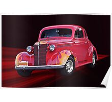 1938 Chevy Coupe Poster