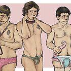 tfw in lingerie  by Cesca N