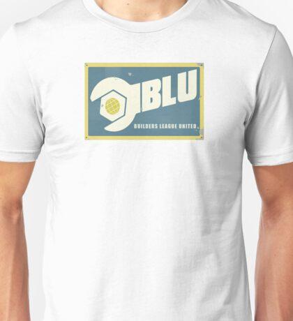 Blu Logo Unisex T-Shirt