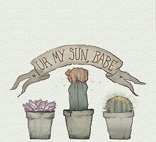 Cacti by Cesca N