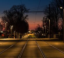 On The Rails by virginie24jb