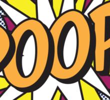 POOP! Sticker