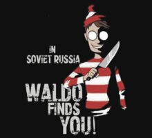 Where's Waldo (2) by JordanRhysZubi