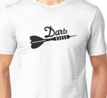 Darts sports Unisex T-Shirt