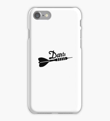 Darts sports iPhone Case/Skin