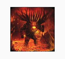 Hell monster devil satan artwork Classic T-Shirt